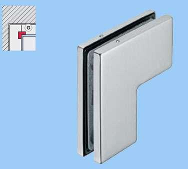 Фурнитура для стеклянных маятниковых дверей HAFELE