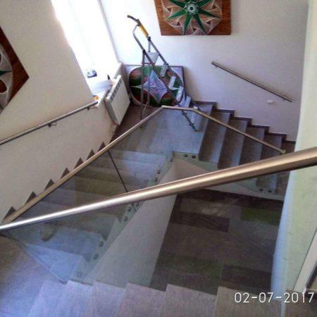 Ограждения лестниц